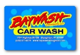 20 Pack – Double Wash Pre-Paid Card